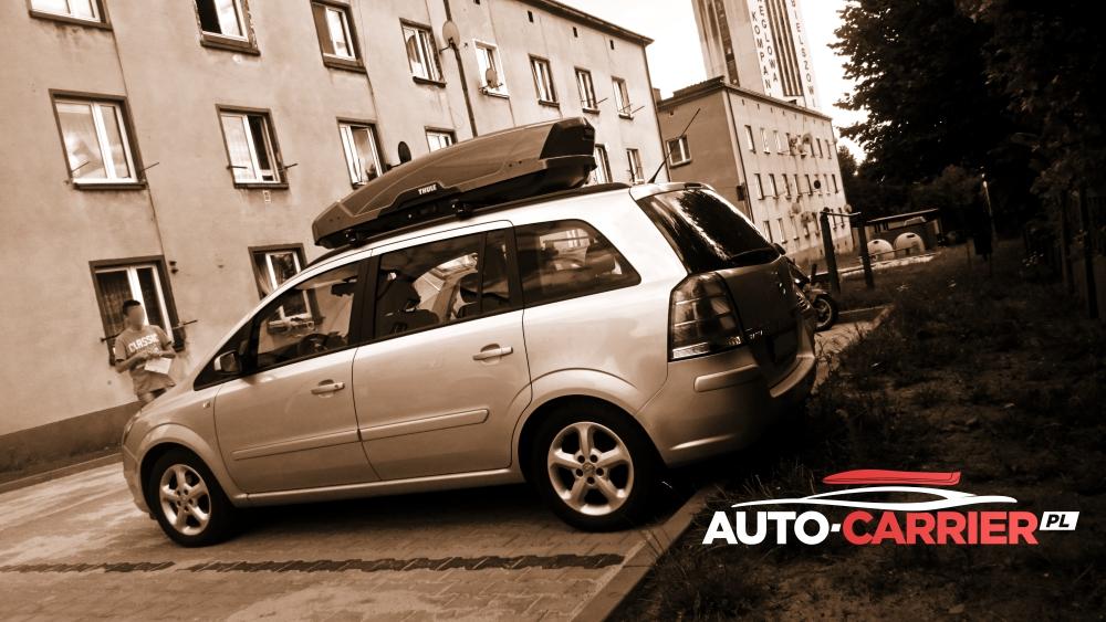 Wypożyczalnia bagażników samochodowych Sosnowiec